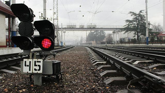 Поезд сбил 17-летнего жителя Слюдянки