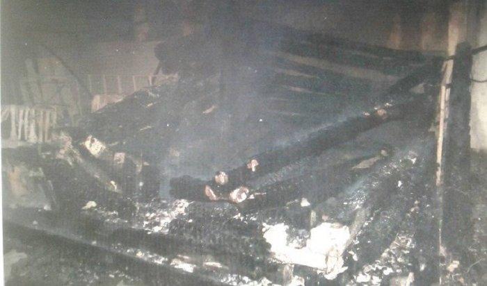 Добровольцы ипожарные спасли 370телят вАларском районе