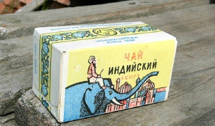 Знаменитый чай сослоном. История Иркутской чаеразвесочной фабрики