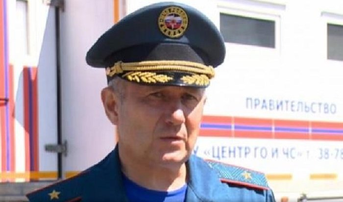 Валентин Нелюбов покинул пост начальника ГУМЧС Приангарья