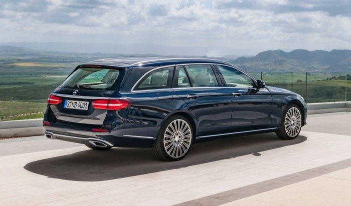 Mercedes-Benz объявил массовый отзыв E-Class