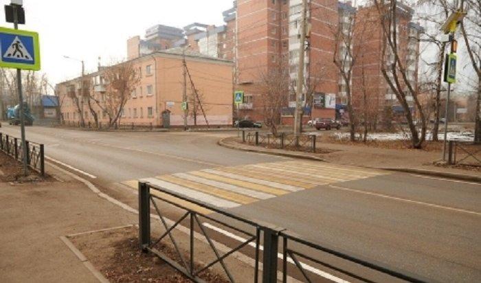 Ремонт дорог завершили вИркутске