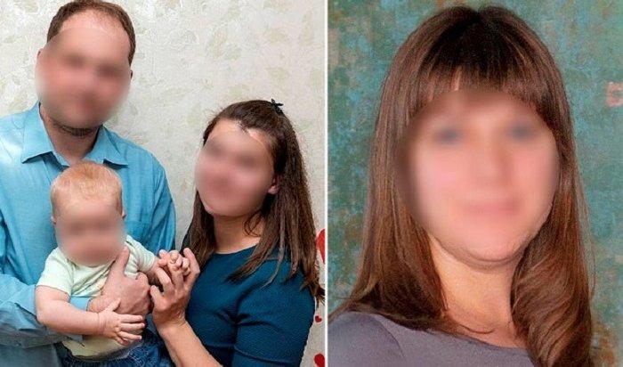 Москвичка сдвумя детьми выпала изокна многоэтажки