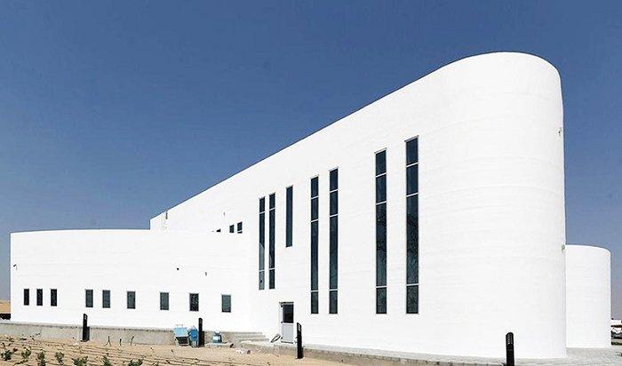 Иркутянин напечатал на3D-принтере уникальный дом вДубае площадью более 600кв.метров