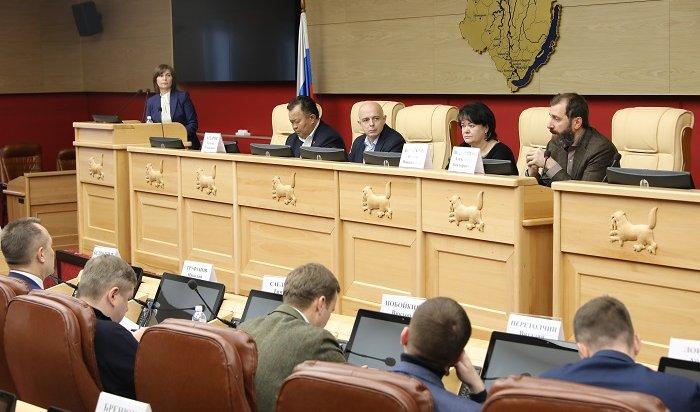Иркутская область занимает второе место вСФО пообъектам незавершенного строительства