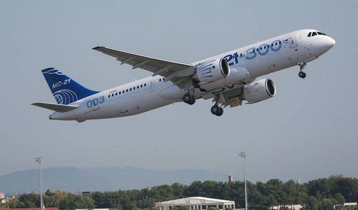 До120самолетов МС-21 вгод планирует выпускать Объединенная авиастроительная корпорация