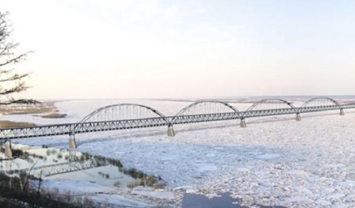 Путин одобрил проект строительства моста через Лену врайоне Якутска