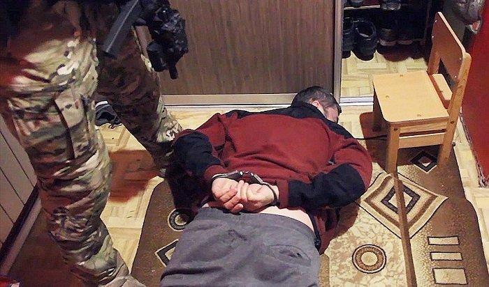 Исламистов, готовивших свержение власти, задержали сотрудники ФСБ (Видео)
