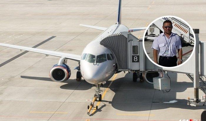 ВРостове-на-Дону умер второй пилот экстренно приземлившегося самолета