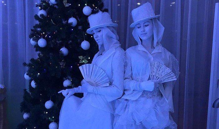 Иркутян приглашают провести новогодний корпоратив в«Александровский сад»