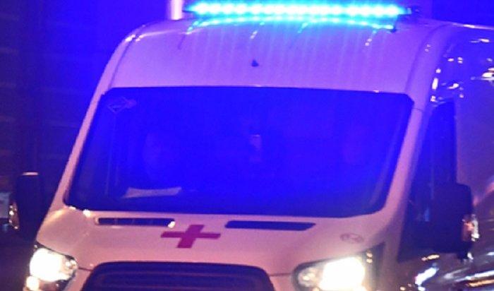 Восемь человек погибли вДТП савтобусом вКазахстане
