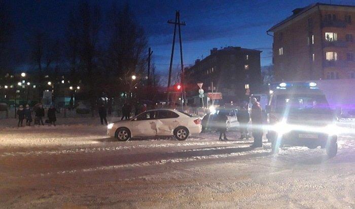 ВЧеремхово из-за пьяного водителя пострадали 5-летняя девочка иеемать