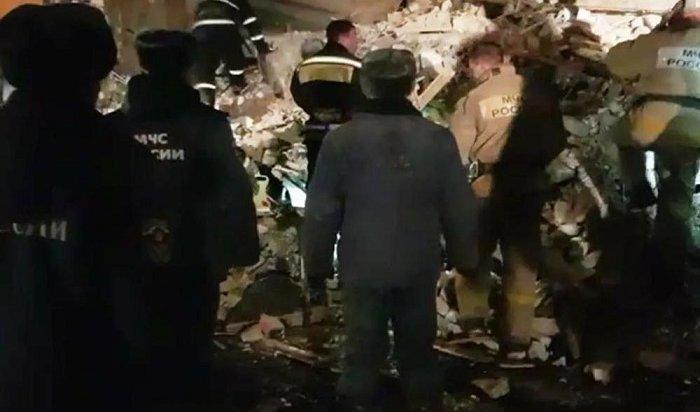 Газ взорвался вчетырехэтажном доме под Белгородом (Видео)