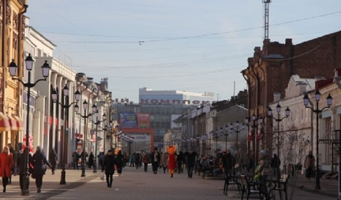 Движение автотранспорта полностью запретят наулице Урицкого вцентре Иркутска