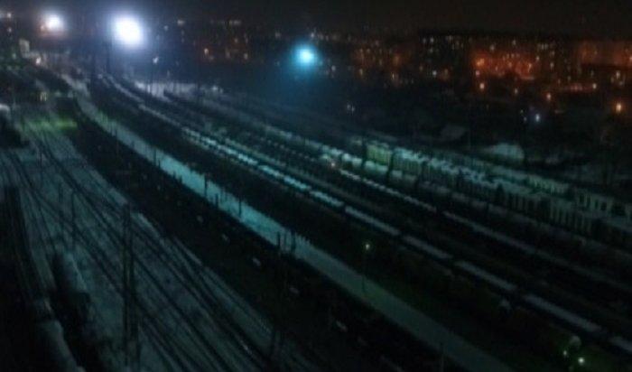 Наж/д станции Иркутск-Сортировочный застрелился 20-летний срочник