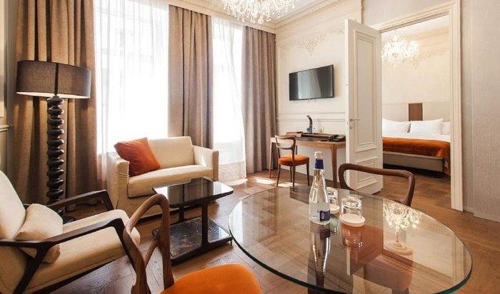 Вцентре Иркутска открыли первый пятизвездочный отель