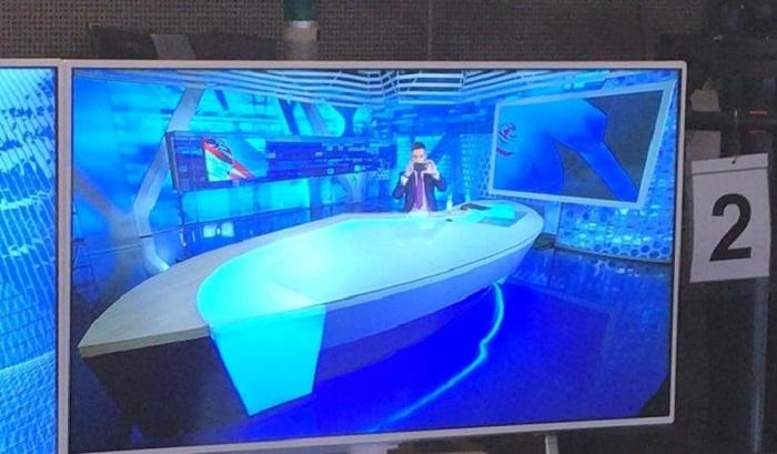 Бывший телеведущий «Вести-Иркутск» Александр Мальм теперь работает наПервом канале (Видео)