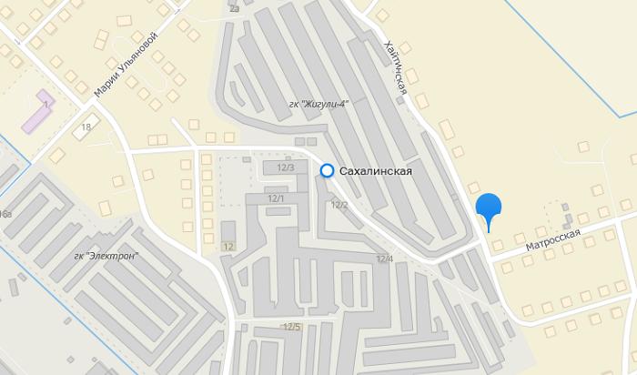 Проезд поулице Сахалинской вИркутске будет закрыт еще неделю