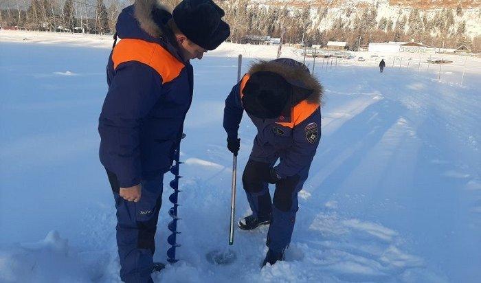Ледовые переправы ежедневно открывают вИркутской области