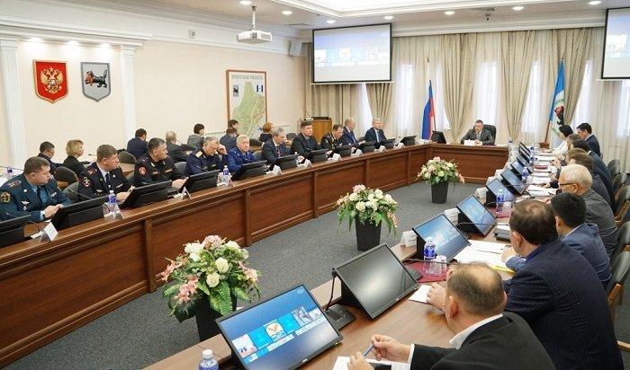 Кобзев озвучил новый состав правительства Иркутской области