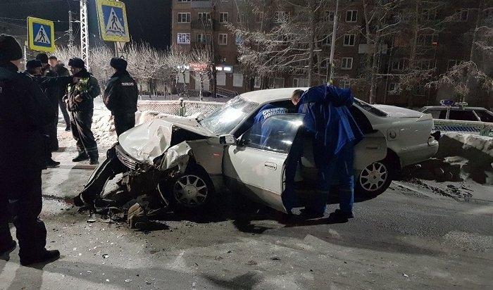 Пять женщин изБратска пострадали вДТП из-за пьяного водителя