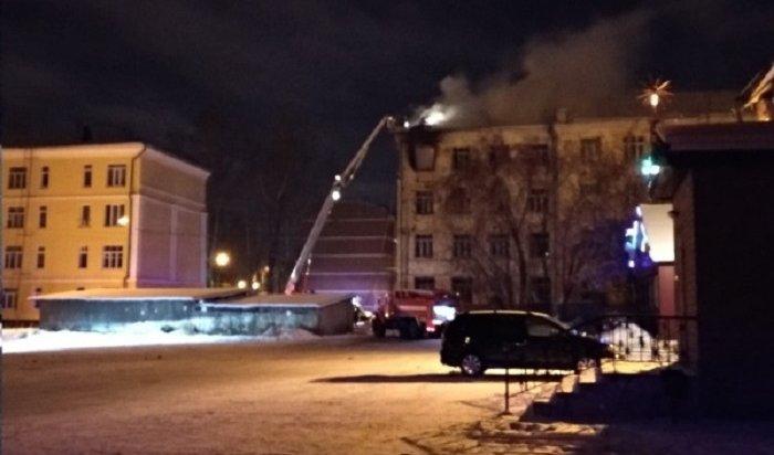 60пожаров произошло вИркутской области сначала 2020года