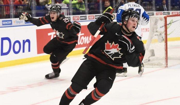 Канада обыграла Финляндию ивышла вфинал МЧМ (Видео)