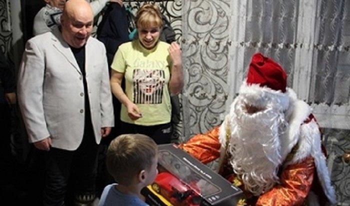 Путин сделал подарок шестилетнему жителю Иркутской области
