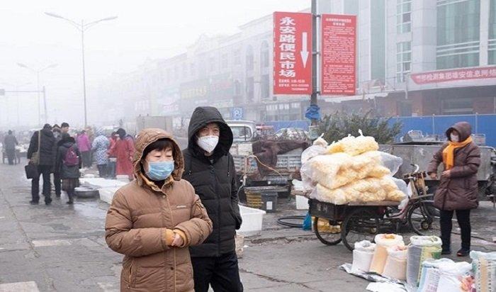 ВКитае назвали причину вспышки пневмонии неизвестного происхождения