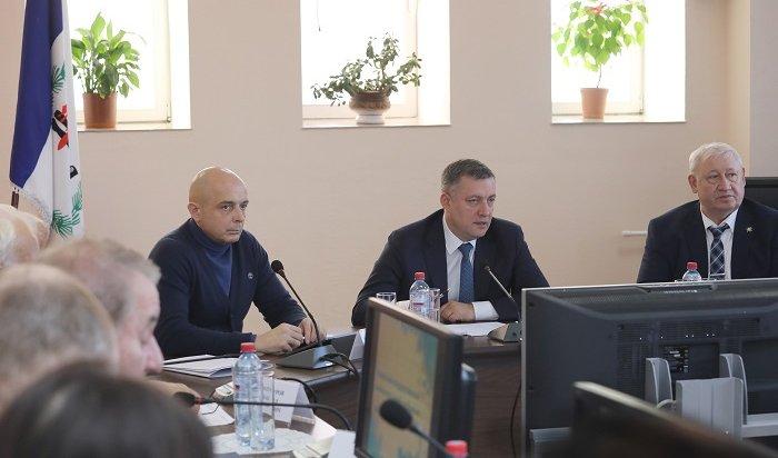 Сокол: ВИркутской области должен быть единый центр координации науки иобразования