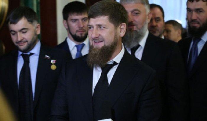Рамзaн Кадыров временно сложил ссебя полномочия главы Чечни