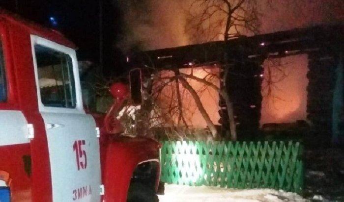 Двое детей ипять взрослых погибли напожарах вИркутской области втечение нескольких часов