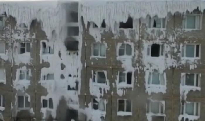 Дума Иркутска взяла под контроль ситуацию вобщежитии-«айсберге» натерритории ИВВАИУ