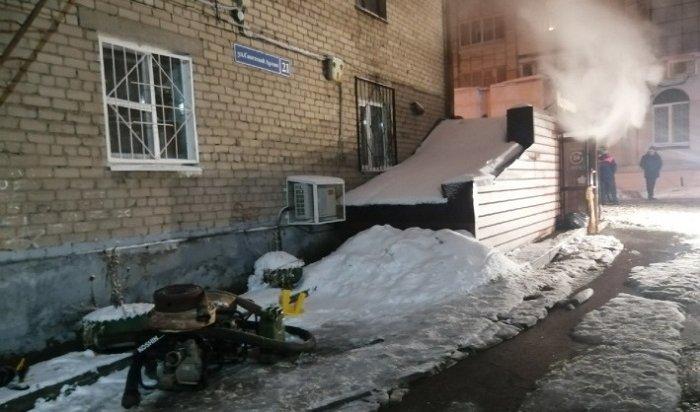 Четыре человека погибли врезультате прорыва трубы вхостеле Перми