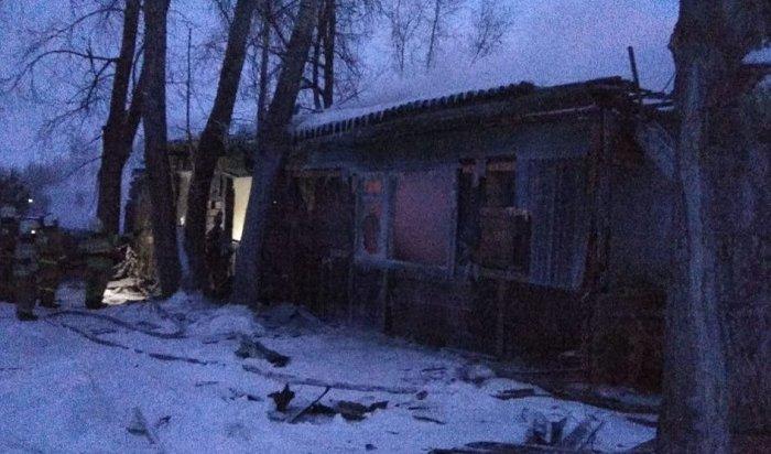 Напожаре вТомской области погибли 11работников пилорамы
