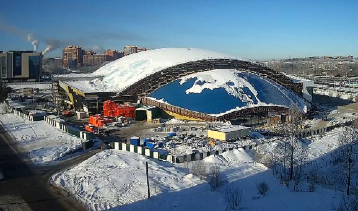 Вход нанекоторые матчи чемпионата мира похоккею смячом вИркутске будет бесплатным