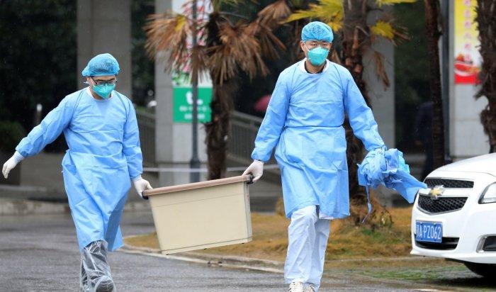 Мужчину сподозрением назаражение китайским коронавирусом экстренно госпитализировали вПетербурге (Видео)