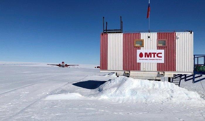 МТС запустила вАнтарктиде первую российскую сеть сотовой связи