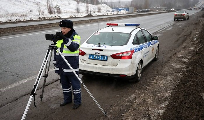 Штрафы запревышение скорости могут вырасти вРоссии вшесть раз