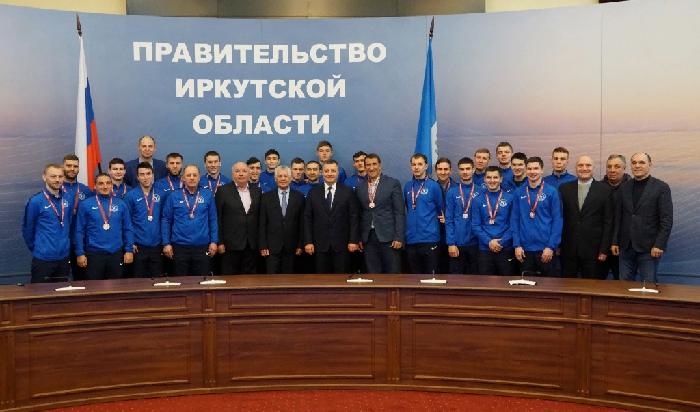Поработе иркутской футбольной команды «Зенит» сформирована рабочая группа (Видео)