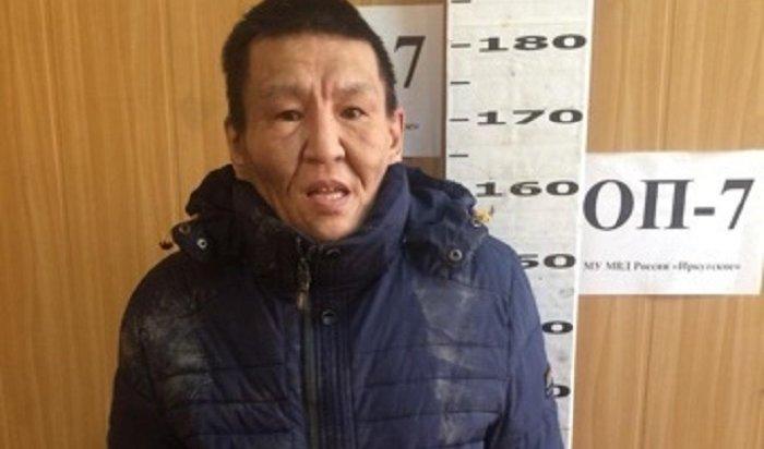 Полицейские задержали карманника виркутском трамвае
