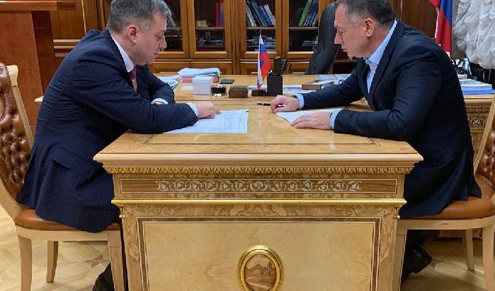 Вице-премьер РФХуснуллин посетит районы Иркутской области, пострадавшие отнаводнения
