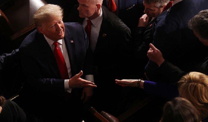 Сенат США оправдал Дональда Трампа