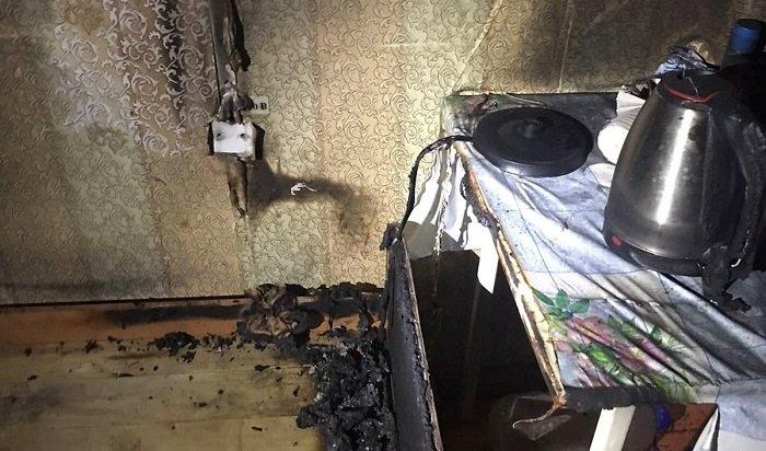 180человек эвакуировали вовремя пожара вобщежитии тулунского техникума