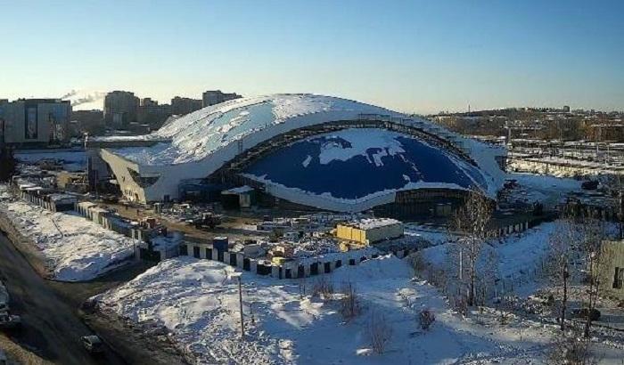 ВИркутске утвердили календарь игр группы Ачемпионата мира похоккею смячом