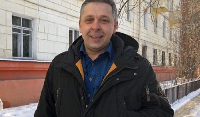 Иркутянин помог задержать водителя без прав, сбежавшего сместа ДТП (Видео)