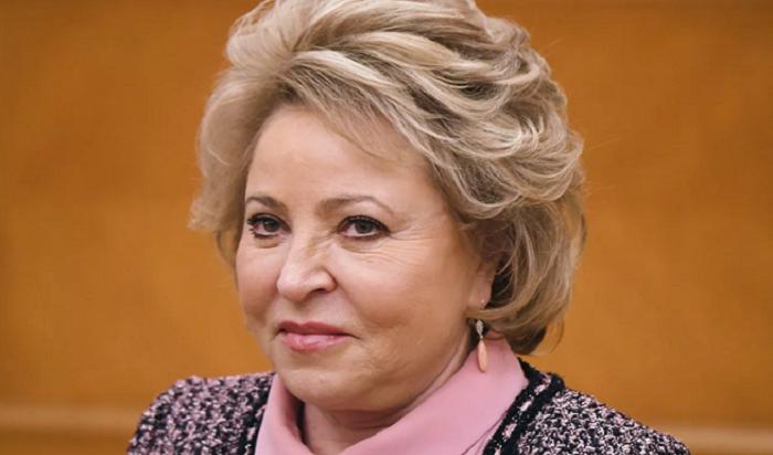 Матвиенко предложила сделать Байкал федеральной территорией