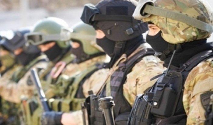 Антитеррористические учения проходят вИркутске