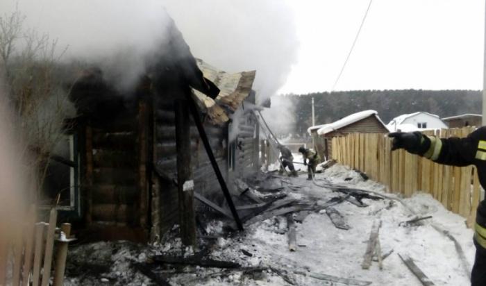 27человек погибли напожарах вИркутской области сначала 2020года