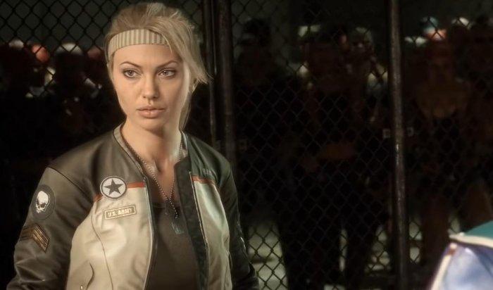 Героинь Mortal Kombat 11заменили напопулярных актрис (Видео)